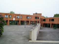Lycée G. De Nerval,photo : P.poschadel
