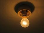 Lampe, lumière, tarif social, EDF