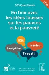 """Couverture """"Manuel anti-idées reçues"""" ATD Quart Monde, jpg"""