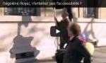 Capture écran vidéo youtube manif 11 février 2015, Paris, jpg