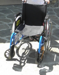 Fauteuil roulant, APF, CPAM, tribunal