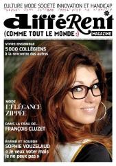 Différent, magazine