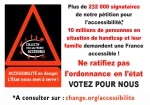 Affiche Manif Collectif france accessible, jpg.jpg
