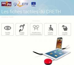 Capture écran site internet: http://www.lestactiles.be/, jpg