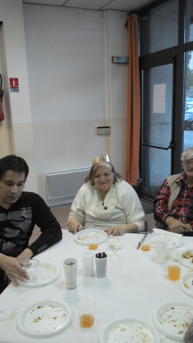 galette des rois, APF 48, Mende 2014