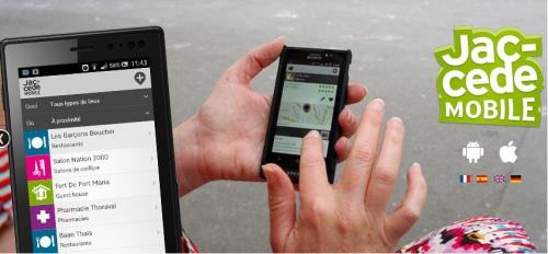 Jaccede.com, jaccede mobile