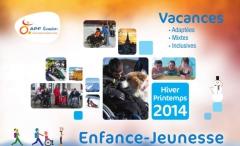 APF Evasion, Catalogue hiver-printemps