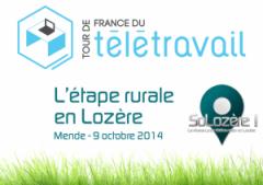 Logo TDF Télétravail, png
