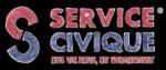 Logo du service civique, jpg