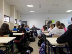 Collège Dupeyron, Langogne, sensibilisation handicap, APF