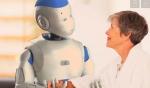 Capture écran vidéo Aldebaran Robotics, Roméo, jpg