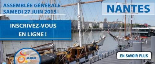 Visuel AG APF Nantes 2015