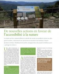 Parc National des Cévennes, accessibilité, Lozère