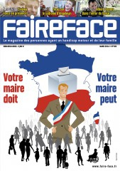Faire Face, magazine, APF