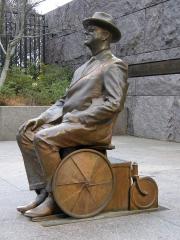 Photo de statue de Roosevelt, jimbowen0306, jpg