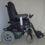 Image de fauteuil roulant électrique, wikimedia : Memasa