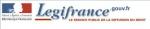 Capture écran site legifrance.gouv.fr, jpg