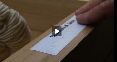Parc Cévennes, Braille, accessibilité, Lozère