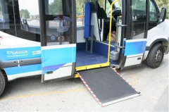 Bus adapté, handicap, école