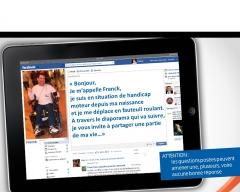 Quizz sensibilisation handicap, APF, Languedoc, Handicap