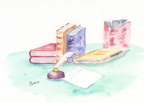 Concours Cordées, 6eme concours, livres et photos