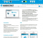 handistrict, accessibilité, web