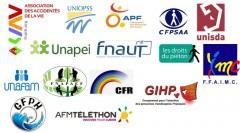 Logos associations Handicap et personnes agées