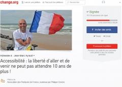 APF Petition, Croizon, change.org