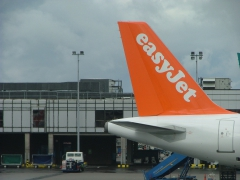 Photo avion EasyJet, Dom0803, jpg