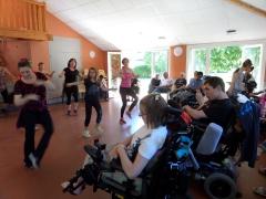 Animation danse, Zumba, APF