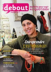 Capture écran couverture Debout magazine, jpg