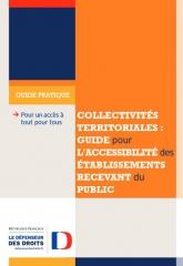 Capture écran du guide pour l'accessibilité des ERP pour les collectivités territoriales, jpg