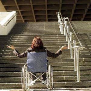 Triunfador-es.com, handicap et escalier, accessibilité