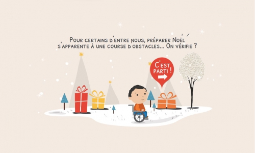Campagne Noël, dons