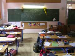 Salle de classe, faire-face.fr