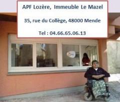 APF Mende, APF Lozère