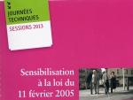 CNSA, journée formation, sensibilisation loi 2005