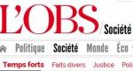 Logo de L'Obs, jpg
