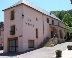 mairie Bannassac