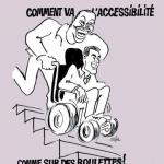 Cabu, Charlie-hebdo, Accessibilité