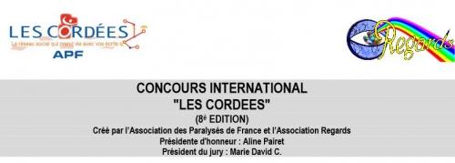Concours littéraire des Cordées, APF, Regards